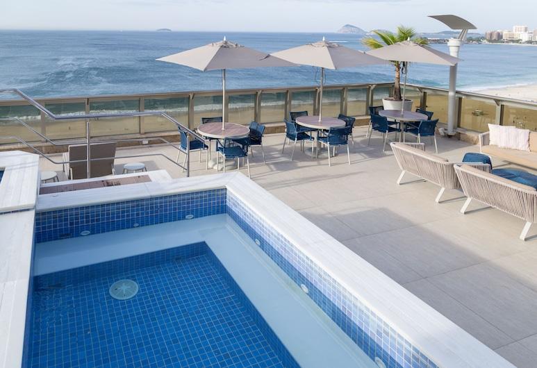 Hotel Astoria Palace, Rio de Janeiro, Pool