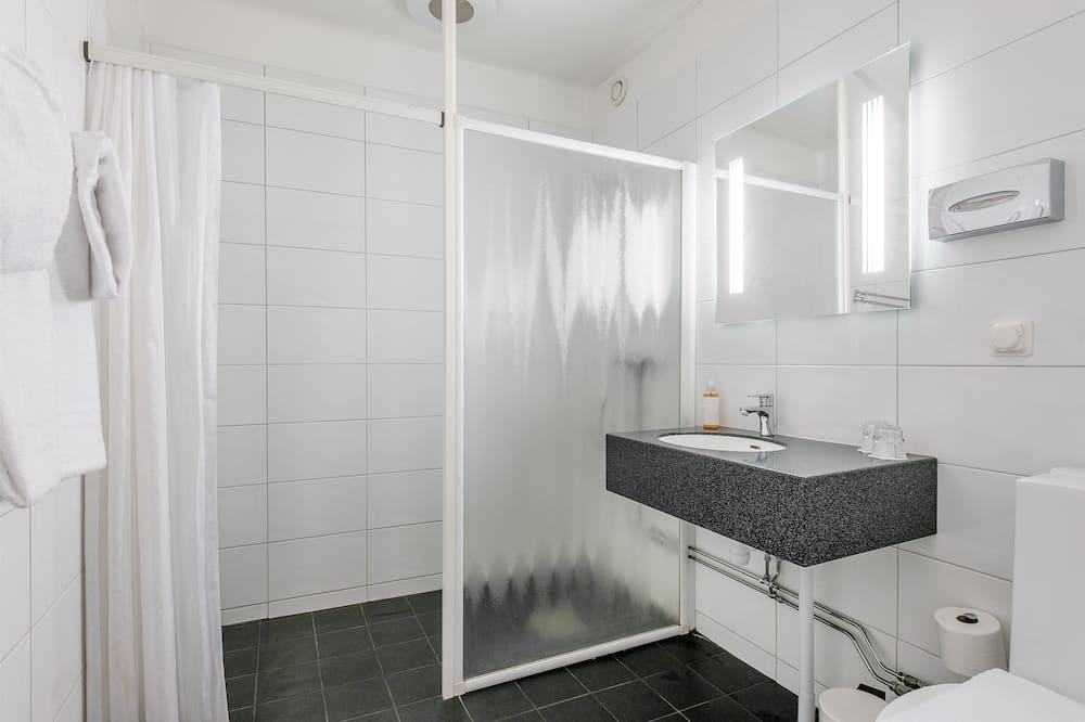Quarto Standard, 1 cama king-size, Não-fumadores - Casa de banho