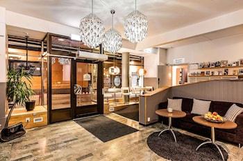 Bild vom Clarion Collection Hotel Saga in Linköping