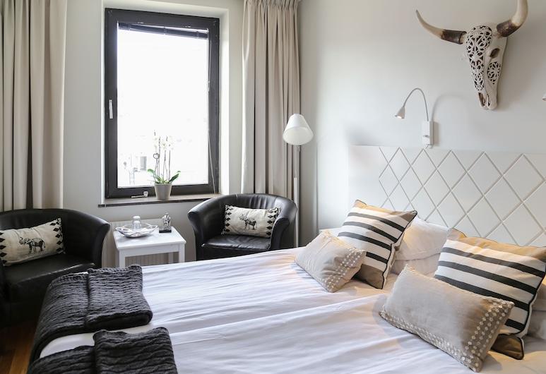 Hotel Kärnan, Helsingborg, Guest Room