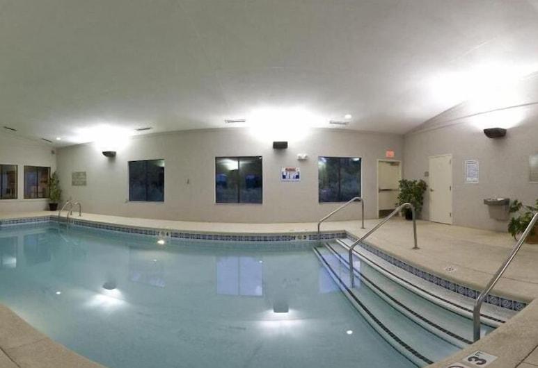 Holiday Inn Express Hotel & Suites Muskogee, Muskogee, Krytý bazén
