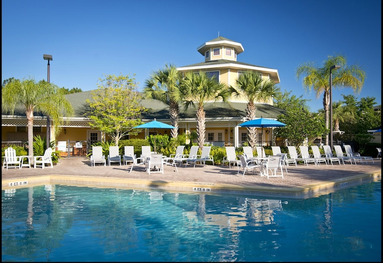 Caribe Cove Resort, Kissimmee, Basen