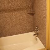 Room, 2 Queen Beds, Non Smoking - Bathroom Shower