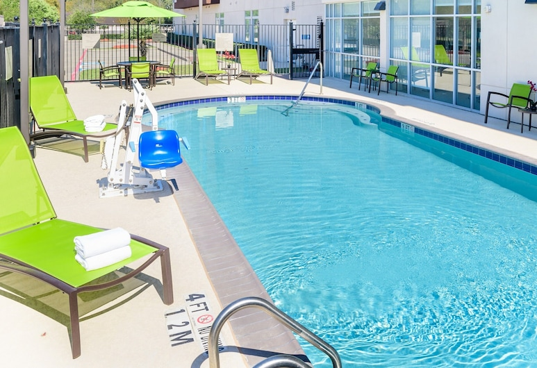 SpringHill Suites by Marriott Houston Pearland, Pearland, Pool