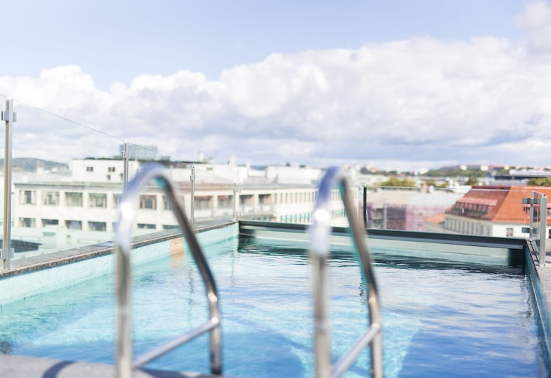 Avalon Hotel, Gothenburg, Rooftop Pool