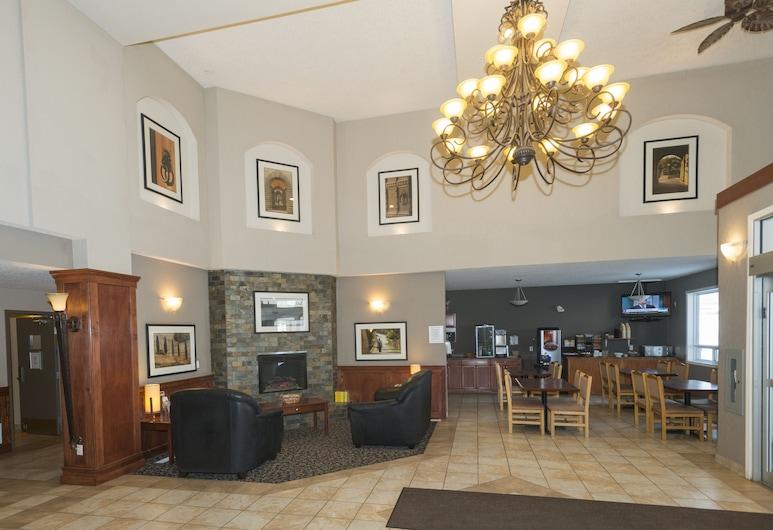 尼爾森堡湖景套房飯店, 納爾遜堡, 大廳休息區