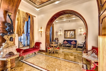 Roma bölgesindeki Hotel Romanico Palace resmi