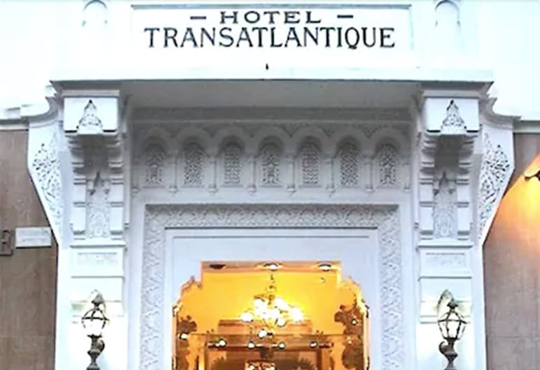 Hotel Transatlantique, Casablanca