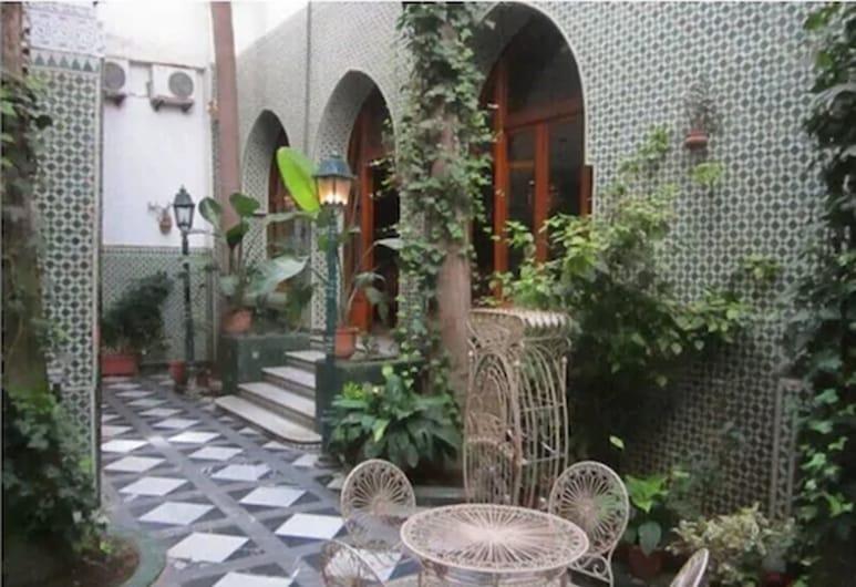 Hotel Transatlantique, Casablanca, Patio