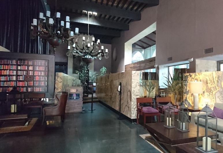 Hotel Gobernador, Durango, Prostor za doručak