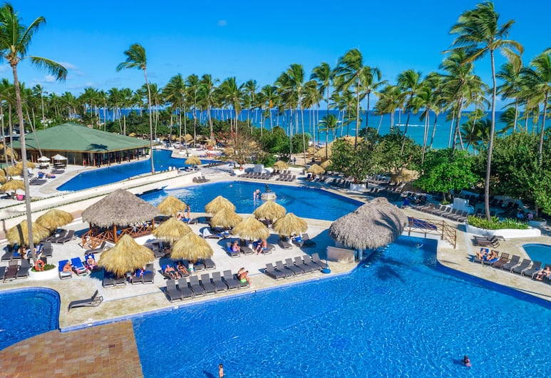 Grand Sirenis Punta Cana Resort Casino & Aquagames - All Inclusive , Punta Cana, Svømmebasseng