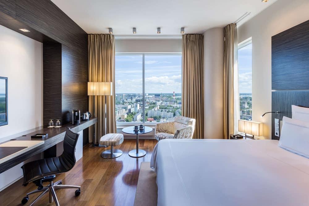 Swiss, Executive tuba, 1 ülilai voodi - Linnavaade