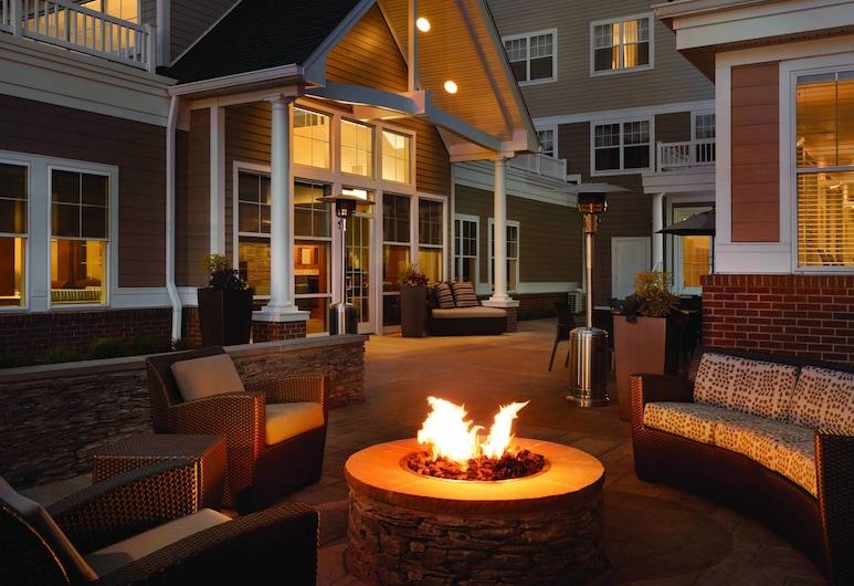Residence Inn by Marriott Newport/Middletown, Midltauna, Terase/iekšējais pagalms