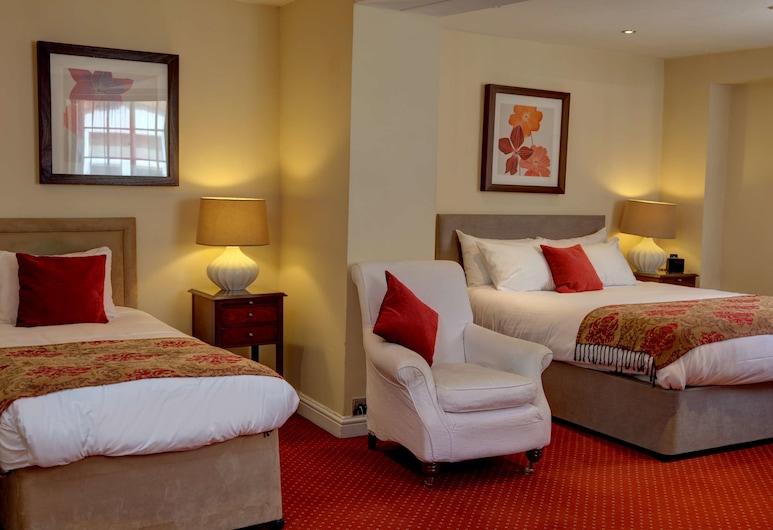 Best Western Henbury Lodge Hotel, Bristol, Standardna soba, 2 kreveta za jednu osobu, za nepušače, Soba za goste