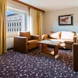 Junior-Suite, 1 Doppelbett, Nichtraucher - Wohnzimmer
