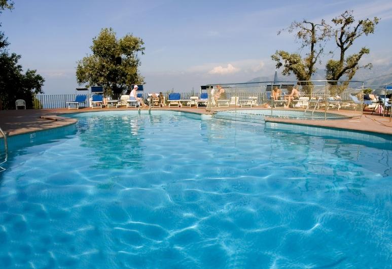 Grand Hotel Hermitage & Villa Romita, Massa Lubrense, בריכה חיצונית