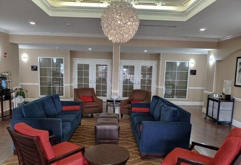 Comfort Inn & Suites Marianna I-10, Маріанна, Лаундж у вестибюлі