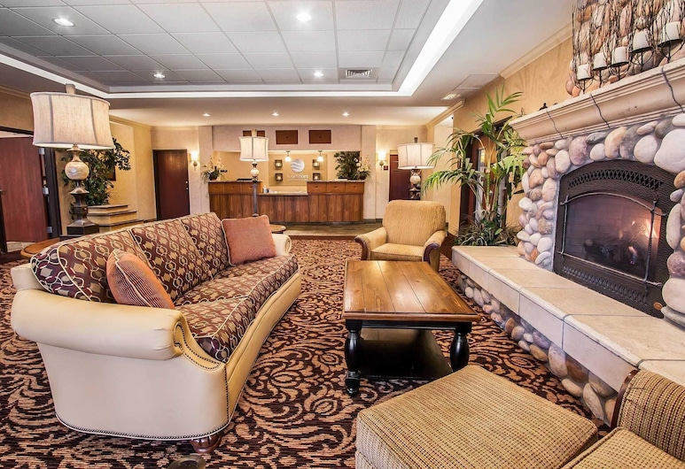 Comfort Inn And Suites McMinnville, McMinnville, Lobby