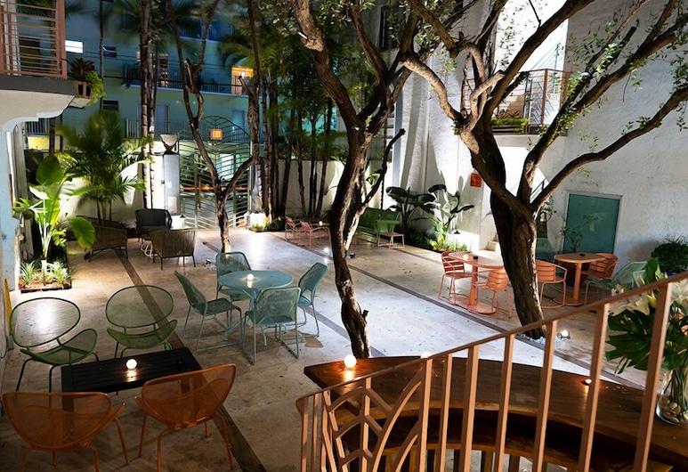 Harrison Hotel South Beach, Miami Beach, Terrasse/veranda