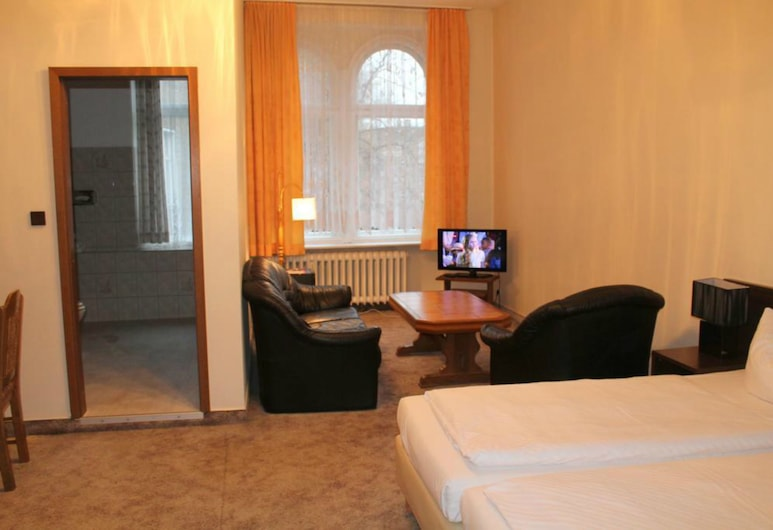 Hotelpension Margrit, Berlin