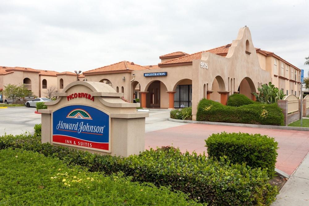 Howard Johnson Hotel Suites By Wyndham Pico Rivera