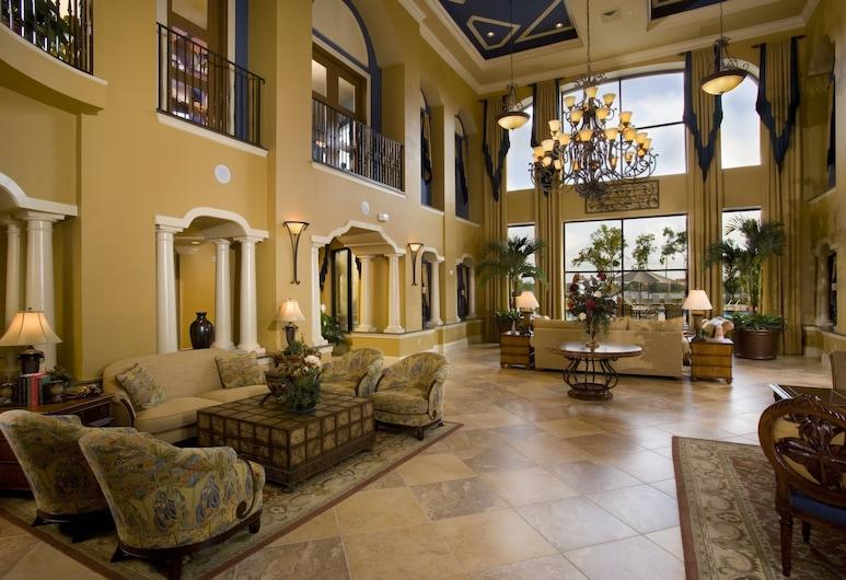 The Berkley, Orlando (No Resort Fees) , Kissimmee, Sala de estar en el lobby