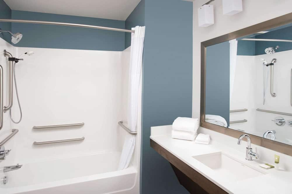 Standard Δωμάτιο, 1 Διπλό Κρεβάτι, Μη Καπνιστών - Μπάνιο
