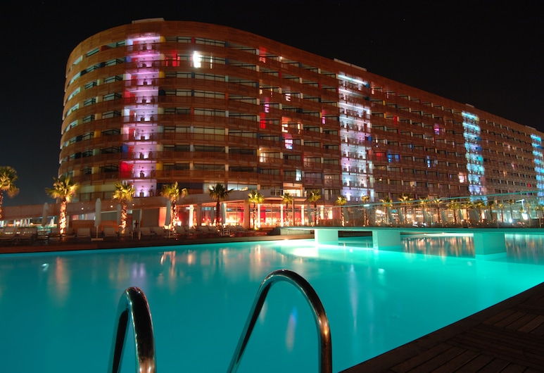 Nirvana Cosmopolitan - All Inclusive, Antalya, Außenbereich