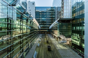 Picture of Qbic Hotel Amsterdam WTC in Amsterdam