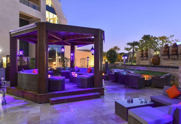 Raffles Dubai, Dubai, Terrace/Patio