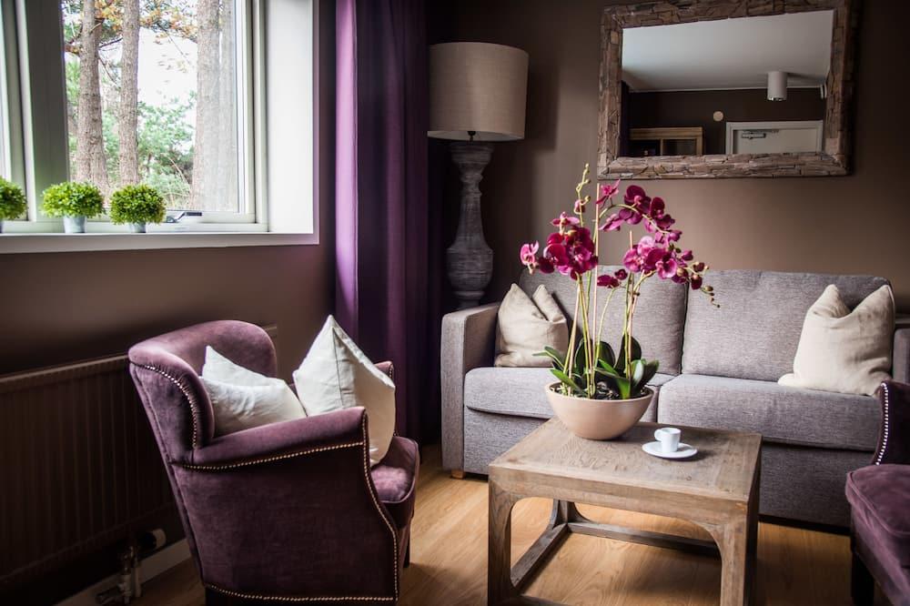 Premium Double Room, 1 Bedroom - Living Area