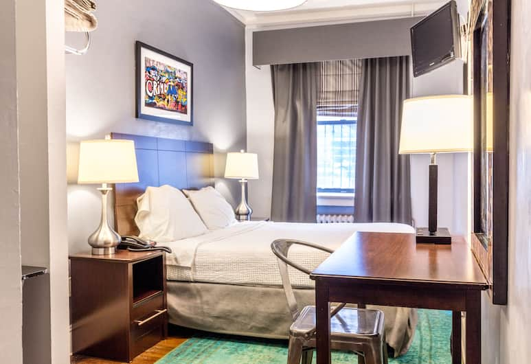 Hotel 309, New York, Economy Room, Shared Bathroom, Guest Room