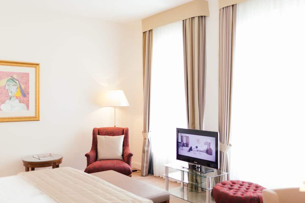 ダブルルーム (Residence) - リビング エリア