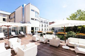 波茨坦波茨坦布蘭登堡門酒店的圖片