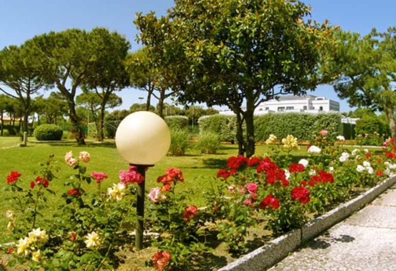 Ca' del Moro, Venedig, Garten