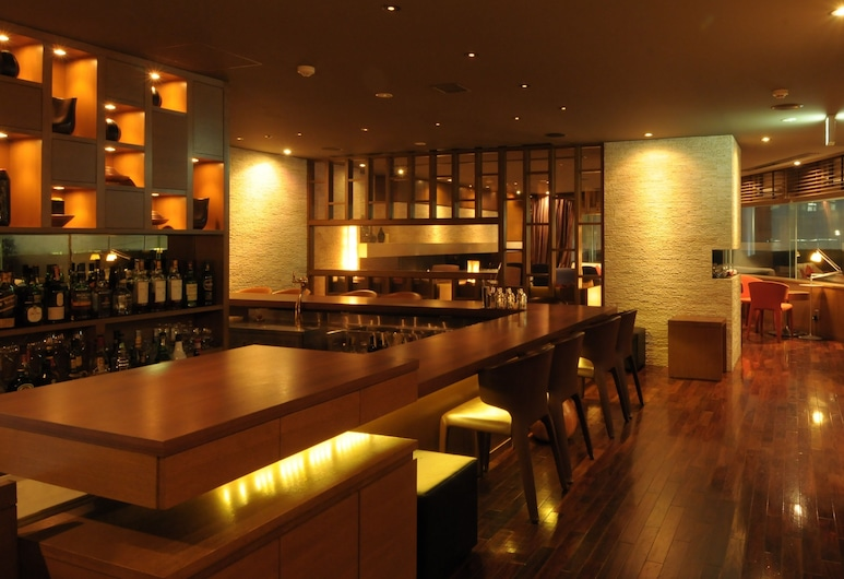 Hotel Sunroute Plaza Shinjuku, Tokyo, Hotel Bar