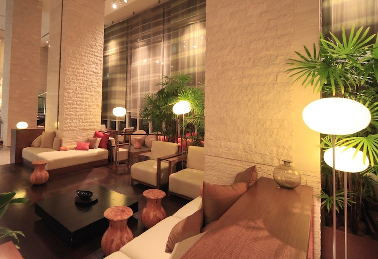 Hotel Sunroute Plaza Shinjuku, Tokyo, Lobby Lounge