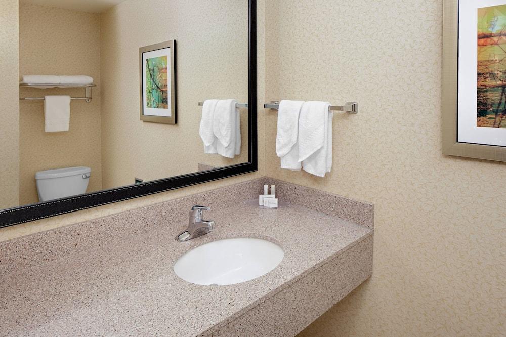 Štúdio, 1 extra veľké dvojlôžko, nefajčiarska izba (Extended) - Kúpeľňa