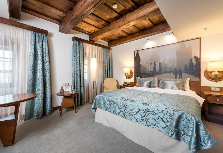 Lindner Hotel Prague Castle, Praga, First Class Room, Camera