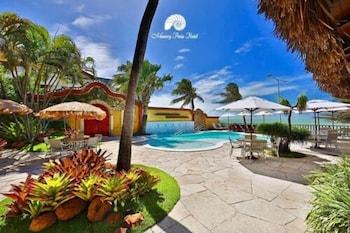 ภาพ Manary Praia Hotel ใน นาตาล