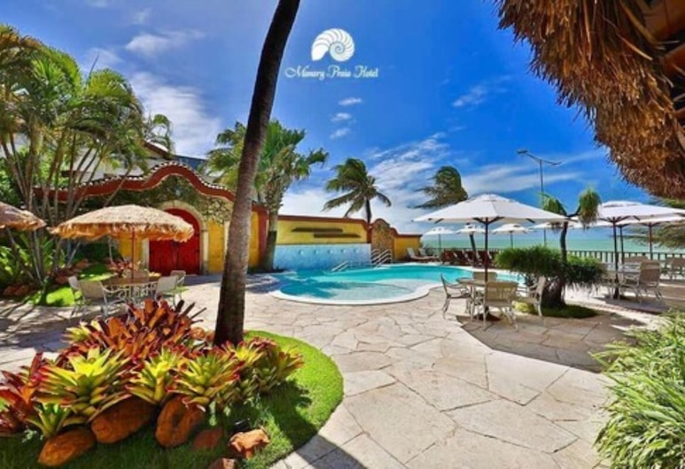Manary Praia Hotel, Natal, Pool