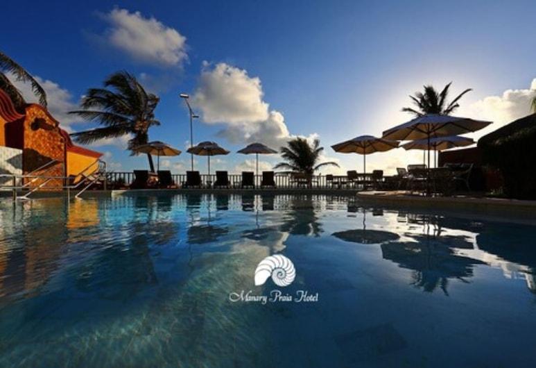 Manary Praia Hotel, Natal, Kolam
