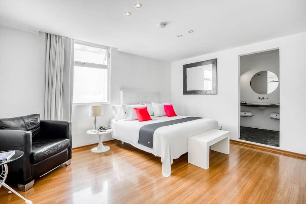 標準雙人房, 1 張特大雙人床 - 客房