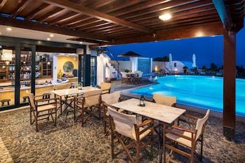 聖托里尼卡里米拉飯店的相片