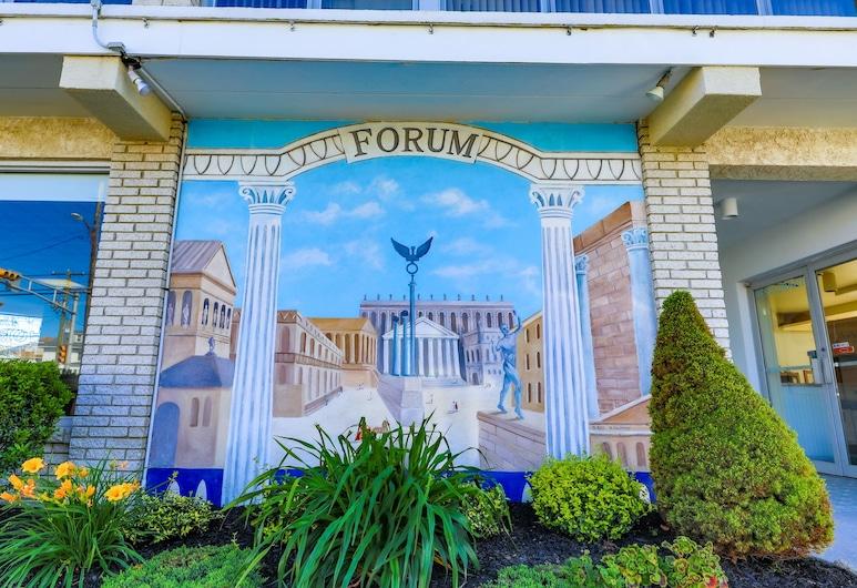 The Forum, Ocean City, Lobby