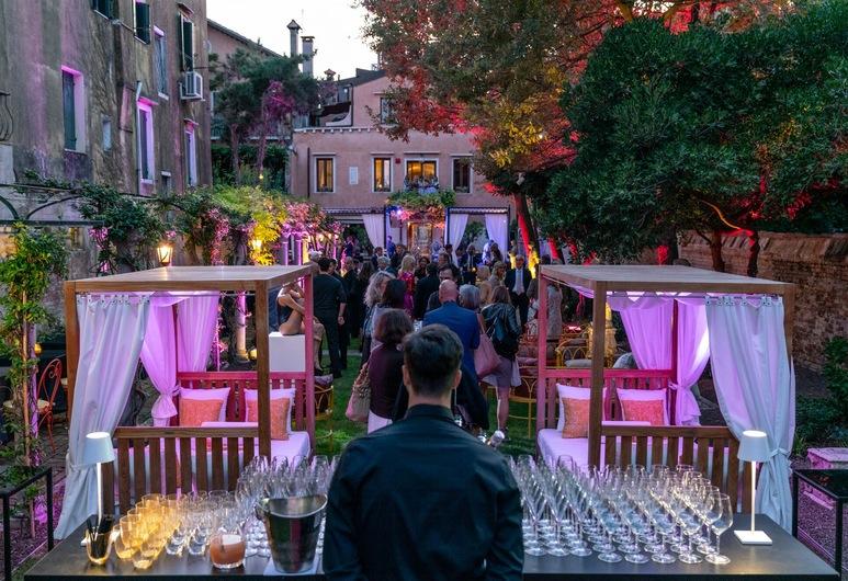 EXCESS VENICE - Boutique Hotel & Private Spa, Venice, Outdoor Banquet Area