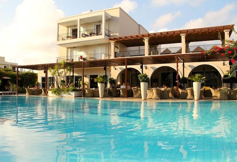 Peridis Family Resort, Kos, Apartmá typu Superior, výhled na bazén, Pokoj