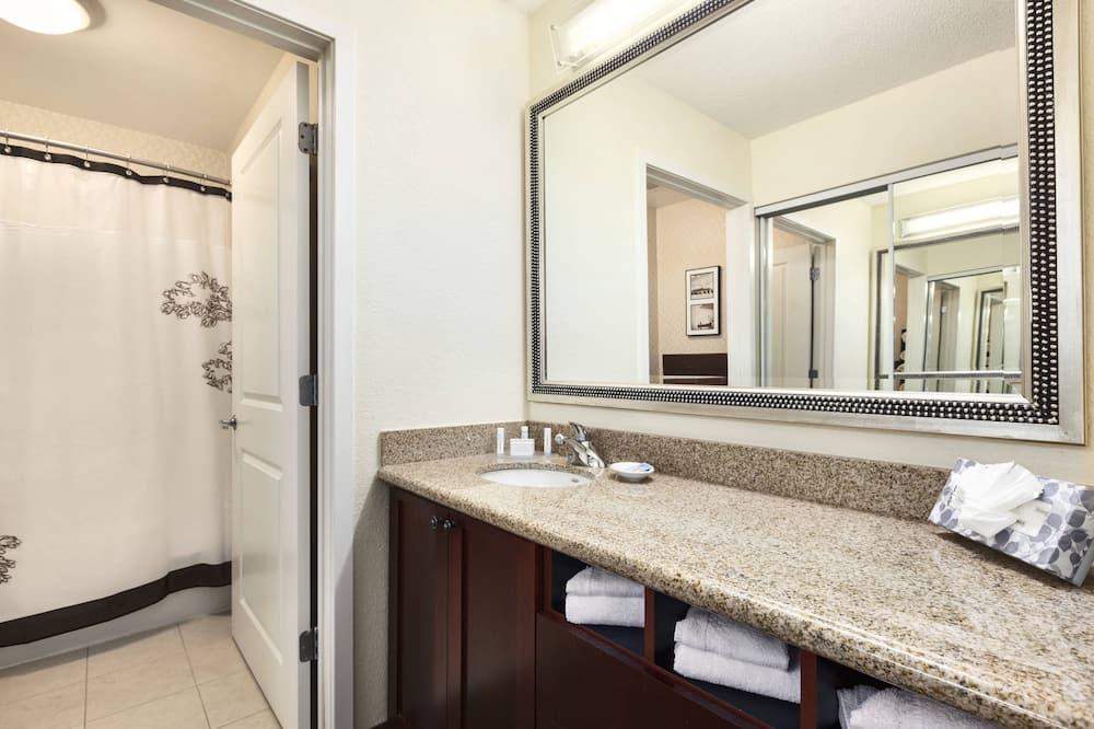套房, 1 間臥室, 非吸煙房 - 浴室