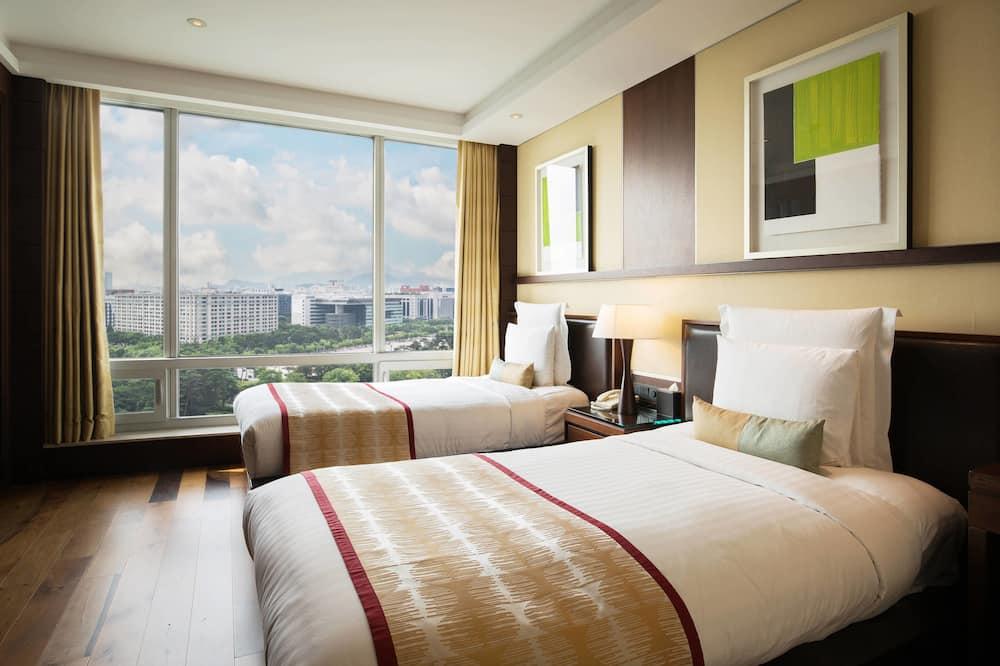 都會套房, 3 間臥室, 非吸煙房, 城市景觀 - 城市景觀