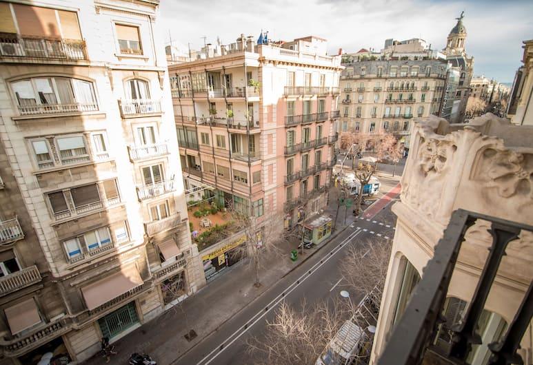 Petit Palace Museum, Barcelone, Chambre Double (Small), Vue depuis l'hôtel